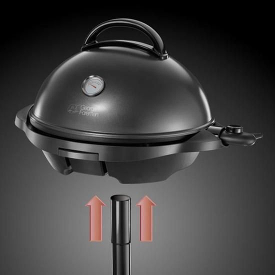 barbecue electrique georges foreman avis