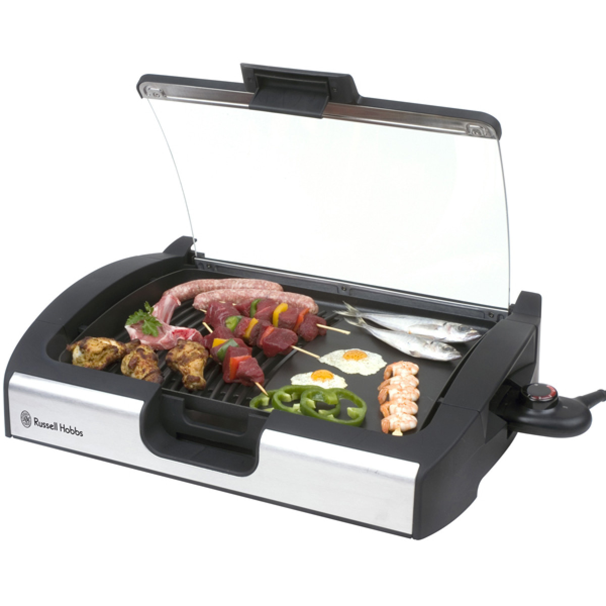 barbecue electrique russell