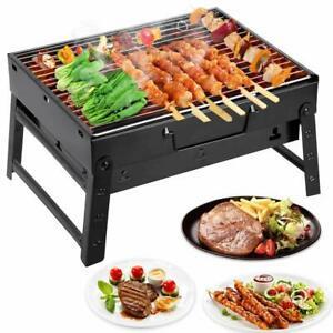 barbecue charbon acier inoxydable