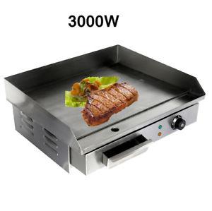 barbecue electrique et plancha