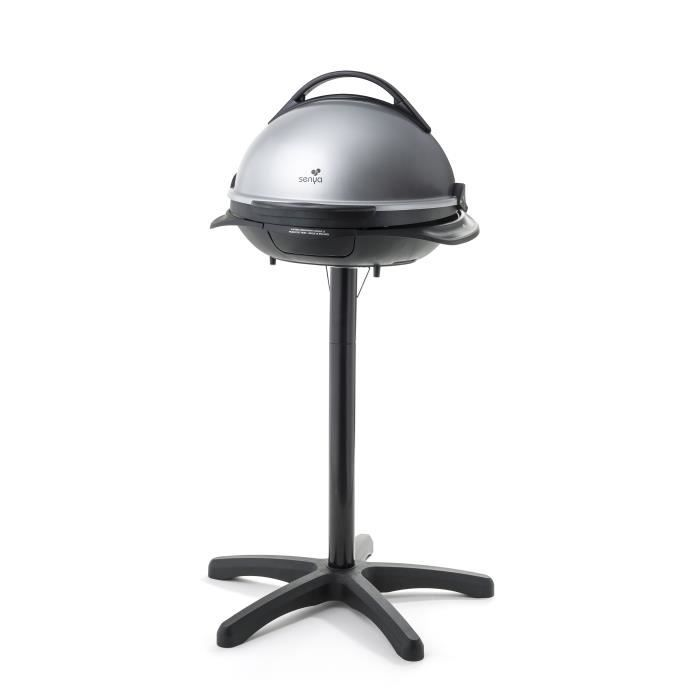barbecue electrique tefal avec couvercle