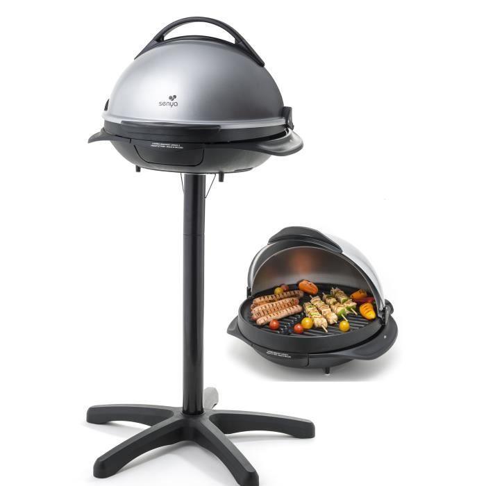 barbecue electrique mandine