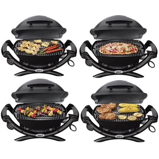 barbecue electrique weber occasion