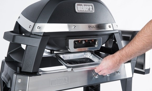 barbecue electrique weber pulse