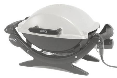 barbecue weber electrique q140